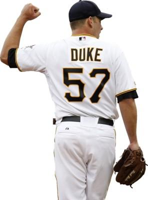 Zach Duke poster G314530