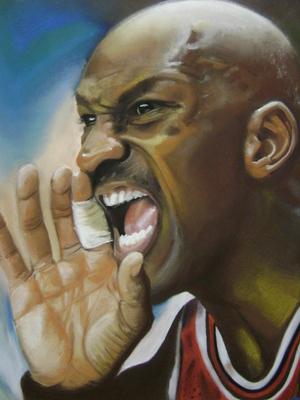 Michael Jordan poster G315547
