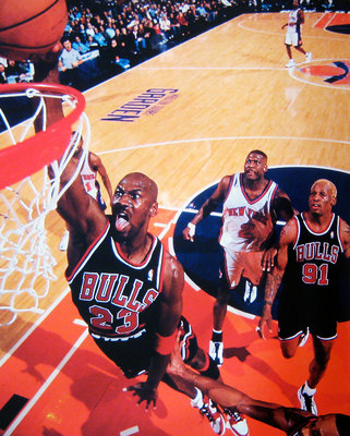 Michael Jordan poster G315548