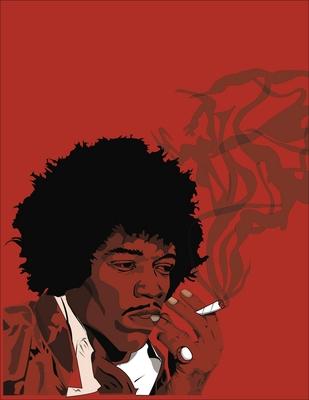 Jimi Hendrix Poster G315575