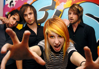 Paramore picture G315612