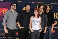 Paramore picture G315616
