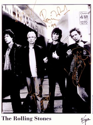 Rolling Stones poster G315622