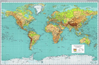 World Map Poster Buy World Map Posters At IcePostercom G - Where to buy a world map
