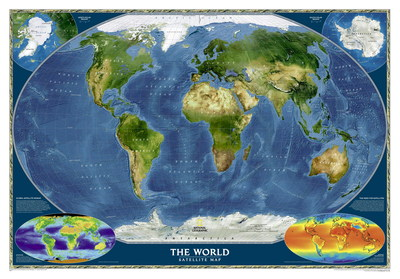 World Map poster G315647
