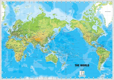 World Map poster G315649