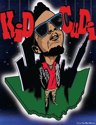 Kid Cudi poster G316327