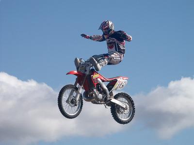 Motocross poster G316465