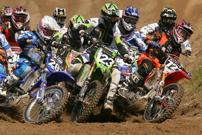 Motocross poster G316473