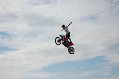 Motocross poster G316476
