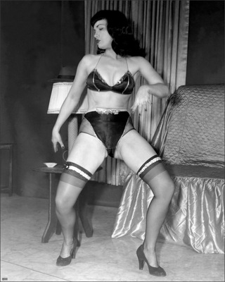 Bettie Page poster G316597