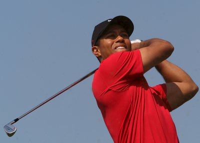 Tiger Woods poster G316663