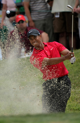 Tiger Woods poster G316664