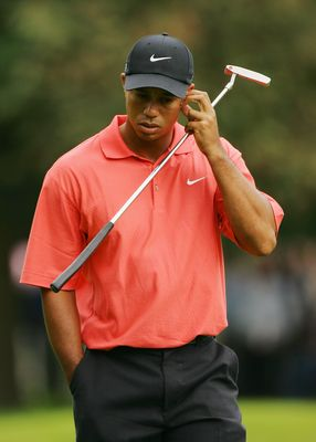 Tiger Woods poster G316669