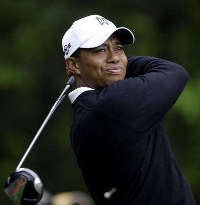 Tiger Woods poster G316671