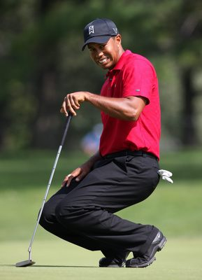 Tiger Woods poster G316676