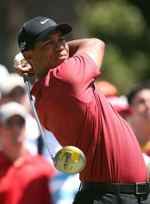 Tiger Woods poster G316677