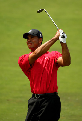 Tiger Woods poster G316679