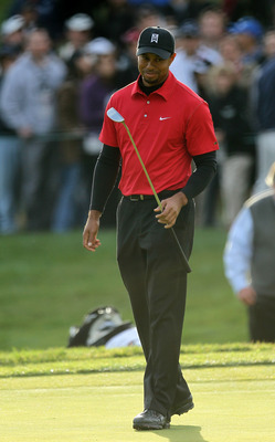 Tiger Woods poster G316681