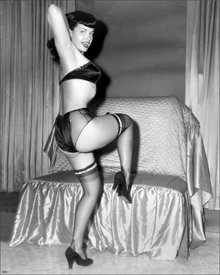 Bettie Page poster G316735