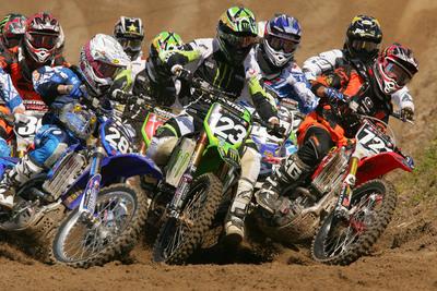Motocross poster G316744