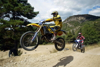 Motocross picture G316472