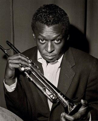 Miles Davis poster G316907