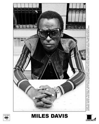 Miles Davis poster G316908