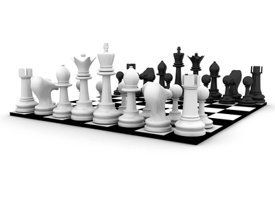 Chess poster G317109
