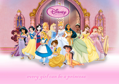 Disney Princess poster G317241