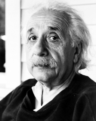Einstein poster G317617