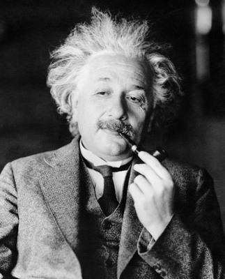 Einstein poster G317619
