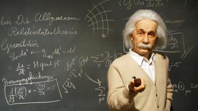 Einstein poster G317620