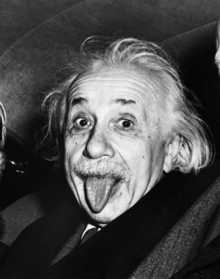 Einstein poster G317621