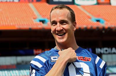 Peyton Manning poster G317917