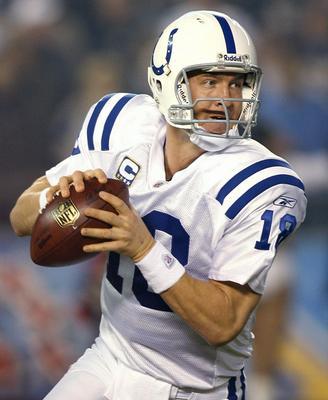 Peyton Manning poster G317919