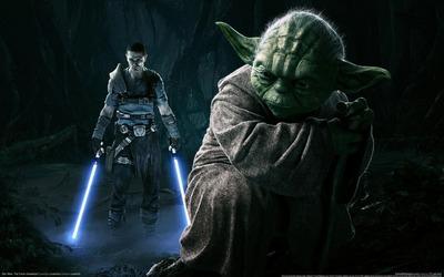 Yoda poster G318091