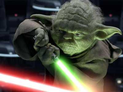 Yoda poster G318092