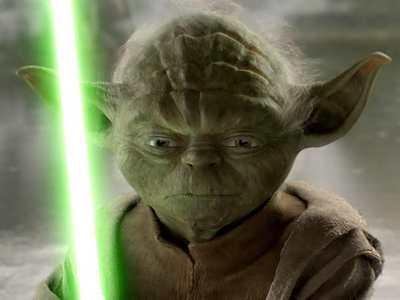 Yoda poster G318095