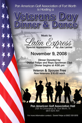 Veterans Day poster G318216