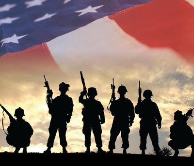 Veterans Day poster G318218