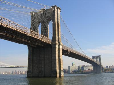 Brooklyn Bridge poster G318229