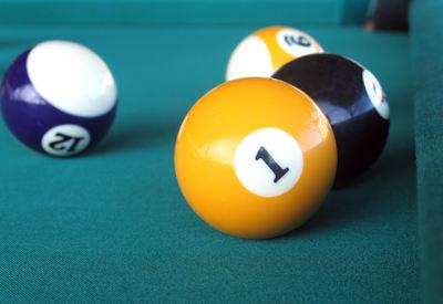 Billiard poster G318347