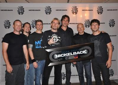 Nickelback poster G318406