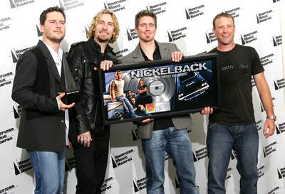 Nickelback poster G318407