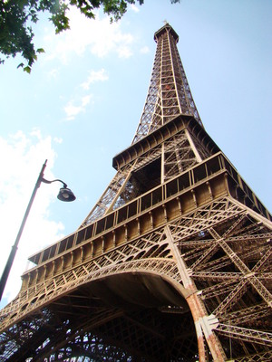 Eiffel Tower poster G318424