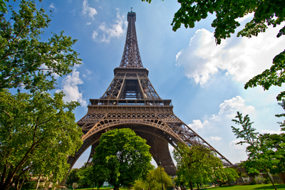 Eiffel Tower poster G318428