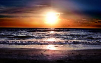 Sunset poster G318596