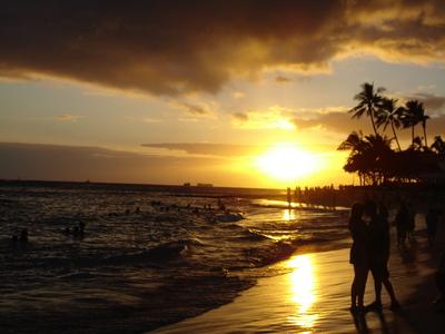 Sunset poster G318598