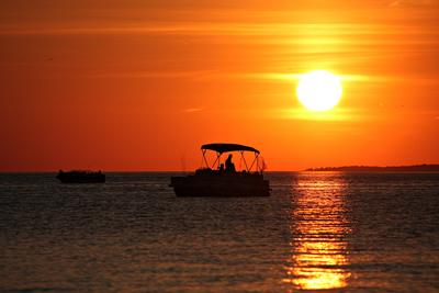Sunset poster G318601
